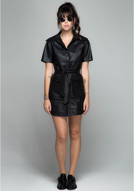 Vestido-Priscila-Couro-Preto_2