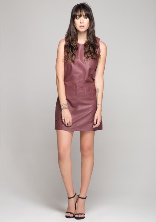 Vestido-Vania-Couro-Vinho_1