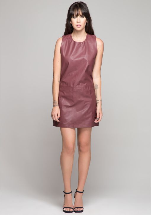 Vestido-Vania-Couro-Vinho_2